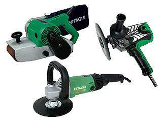 Hitachi   Sander & Polisher Parts