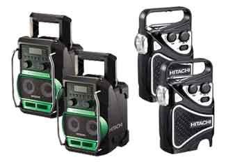 Hitachi   Radio Parts