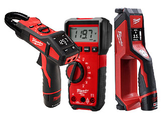 Milwaukee   Meters & Detectors
