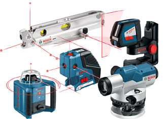 Bosch   Level & Measuring Tool Parts
