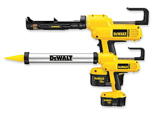 DeWalt   Caulking & Grease Gun Parts