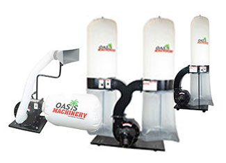 Oasis Machinery   Dust Collectors and Air Cleaner Parts