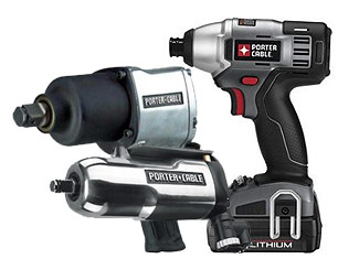 Porter Cable   Impact Wrench Parts