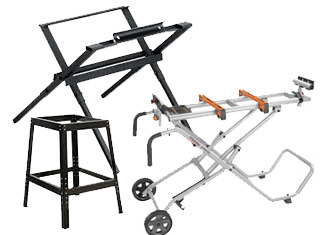 Ridgid   Tool Table & Stand Parts