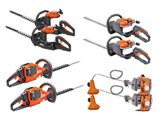 Husqvarna   Hedge Trimmers Parts