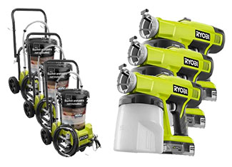 Ryobi   Paint Sprayer Parts