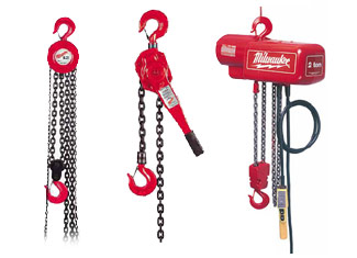 Milwaukee   Chain Hoist Parts