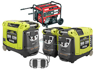 Ryobi   Generators Parts