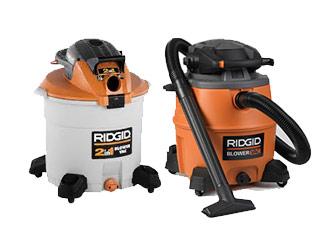 Ridgid   Blower and Vacuum Parts