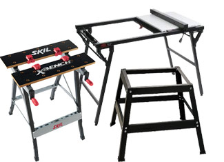 Skil   Tooltable and Stand Parts