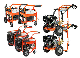 Husqvarna   Pressure Washers Parts