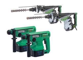 Hitachi   Hammer Drill Parts