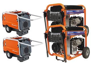 Husqvarna   Generators Parts