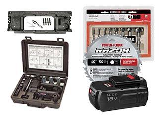 Porter Cable   Accessories Parts