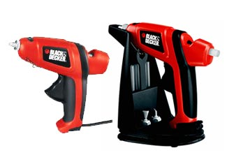 Black and Decker   Glue Gun