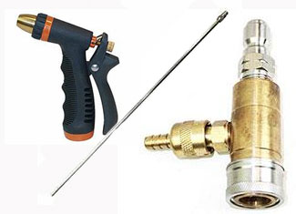 Interstate Pneumatics   Spray Guns & Accessories