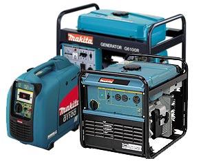 Makita   Generator Parts