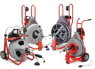 Ridgid   Drain Cleaning Parts