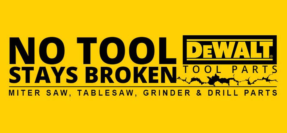 Dewalt Tool Parts