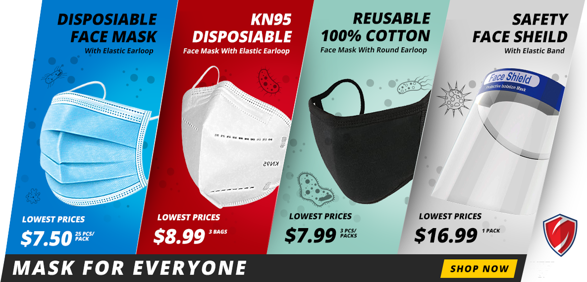 Masks for Everyone - Buy your favourite mask in lowest prices