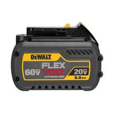 DeWalt DCB606 FLEXVOLT BATTERYImage