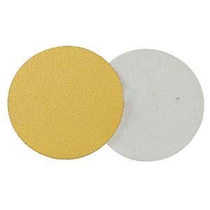 "Superior Pads and Abrasives SD500H 60 Grit 5"" Diameter No-Hole Hook & Loop Sanding Disc - 25/Pack (Ceramic Aluminum Oxide)Image"