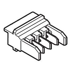 Makita 638931-9 CONNECTOR, DX01Image