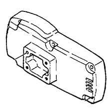 Hitachi 956-540 GEAR COVER H85                Image