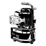 Briggs and Stratton  Air Compressor Parts Briggs and Stratton 020222-0 Parts