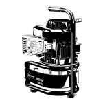 Briggs and Stratton  Air Compressor Parts Briggs and Stratton 020222-2 Parts