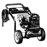 Briggs and Stratton  Air Compressor Parts Briggs and Stratton 020224-0 Parts