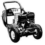 Briggs and Stratton  Air Compressor Parts Briggs and Stratton 020225-0 Parts
