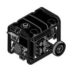 Briggs and Stratton  Generators Parts Briggs and Stratton 030208-0 Parts