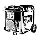 Briggs and Stratton  Generators Parts Briggs and Stratton 030208-2 Parts