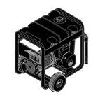 Briggs and Stratton  Generators Parts Briggs and Stratton 030210-1 Parts