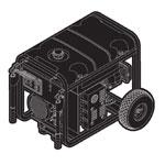 Briggs and Stratton  Generators Parts Briggs and Stratton 030211-0 Parts