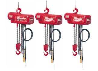 Milwaukee  Chain Hoist Parts Electric Chain Hoist