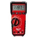 Milwaukee  Meters & Detectors Milwaukee 2217-20-(B83A) Parts