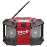 Milwaukee  Cordless Radio Milwaukee 2590-20 Parts