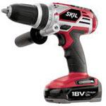 Skil  Drill and Driver  Cordless Drilldriver Parts Skil 2895LI-02 Parts