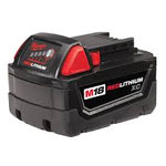 Milwaukee  Battery and Charger parts Milwaukee 48-11-1828-(B41B) Parts