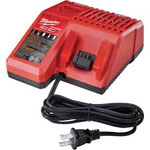 Milwaukee  Battery and Charger parts Milwaukee 48-59-1812-(D63A) Parts