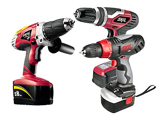 Skil  Drill and Driver Parts Cordless Drilldriver Parts