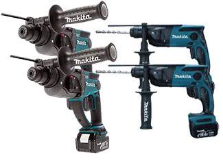 Makita  Rotary Hammer Parts Cordless Rotary Hammer Parts