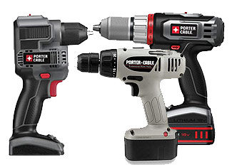 Porter Cable  Drills & Drivers Parts Cordless Drill & Driver Parts