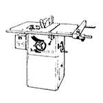 Hitachi  Saw  Electric Saw Parts Hitachi C12Y Parts
