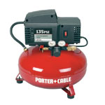 Porter Cable  Air Compressor Parts Porter Cable CFFN251T-Type-0 Parts