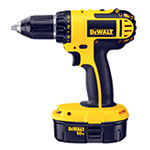 DeWalt  Drill & Driver  Electric Drill & Driver Parts Dewalt DC720KA-AR-Type-1 Parts