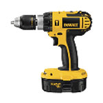 DeWalt  Drill & Driver  Electric Drill & Driver Parts Dewalt DC725B-Type-1 Parts