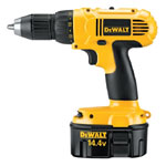 DeWalt  Drill & Driver  Electric Drill & Driver Parts Dewalt DC728KA-Type-1 Parts